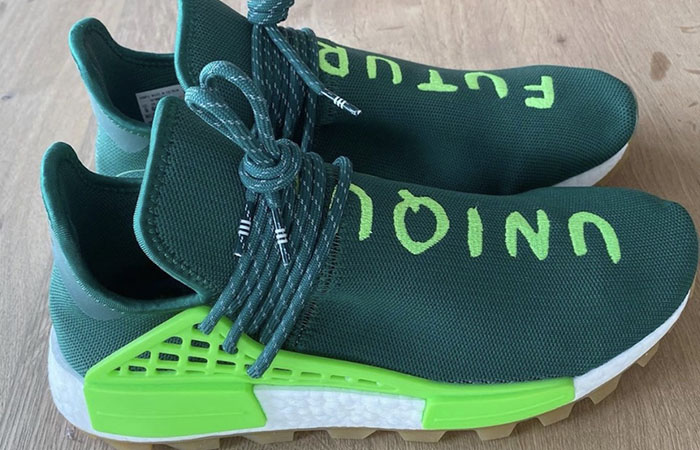 First Look At The Pharrell adidas NMD 'UNIQUE FUTURE' ft