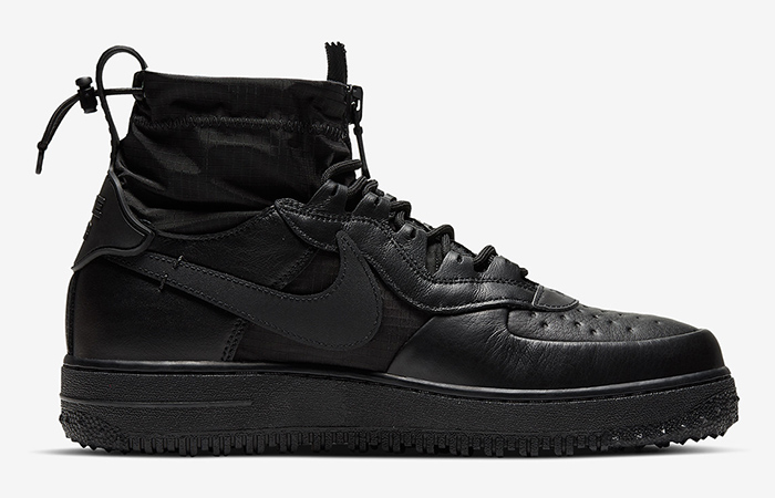 Gore-Tex Nike Air Force 1 High Black CQ7211-003 03