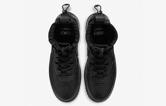 Gore-Tex Nike Air Force 1 High Black CQ7211-003 04