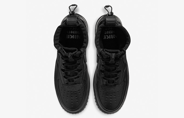 Gore-Tex Nike Air Force 1 High Black CQ7211-003 04