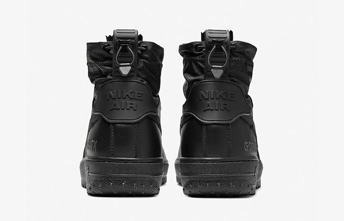 Gore-Tex Nike Air Force 1 High Black CQ7211-003 05