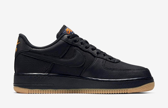 Gore-Tex Nike Air Force 1 Low Black CK2630-001 03