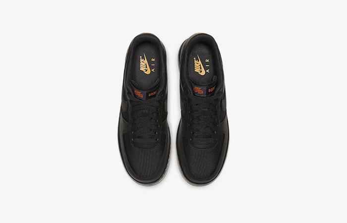 Gore-Tex Nike Air Force 1 Low Black CK2630-001 04
