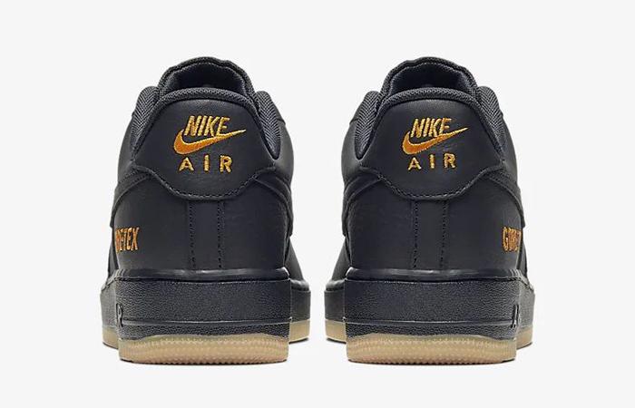 Gore-Tex Nike Air Force 1 Low Black CK2630-001 05