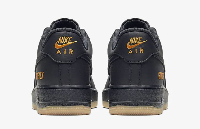 Gore-Tex Nike Air Force 1 Low Black CK2630-001 05