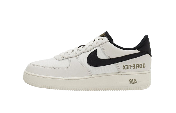 Gore Tex Nike Air Force 1 Low White Black CK2630 002