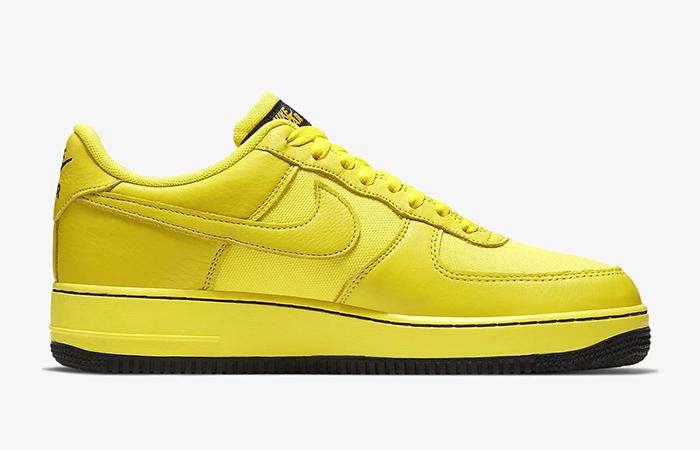 Gore-Tex Nike Air Force 1 Low Yellow CK2630-701 03