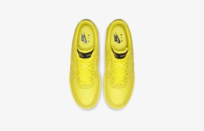 Gore-Tex Nike Air Force 1 Low Yellow CK2630-701 04