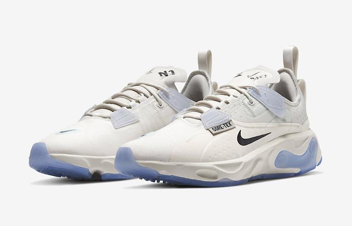 Gore-Tex Nike React N.354 Sail BQ4737-002 02