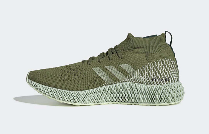 Introduce Yourself With The New Pharrell Williams adidas Futurecraft 4D Mid Khaki ft