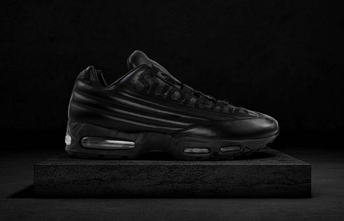Introduce Yourself With The Supreme Nike Air Max 95 Lux ft