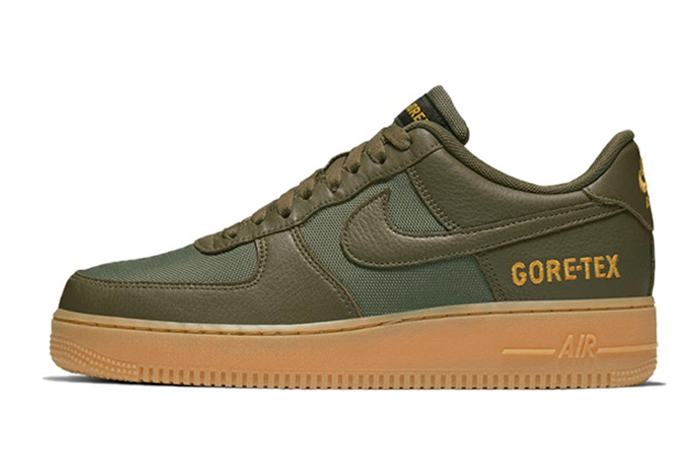 Keep Your Eyes On The Upcoming 4 Gore-Tex Nike Air Force 1 Low ft