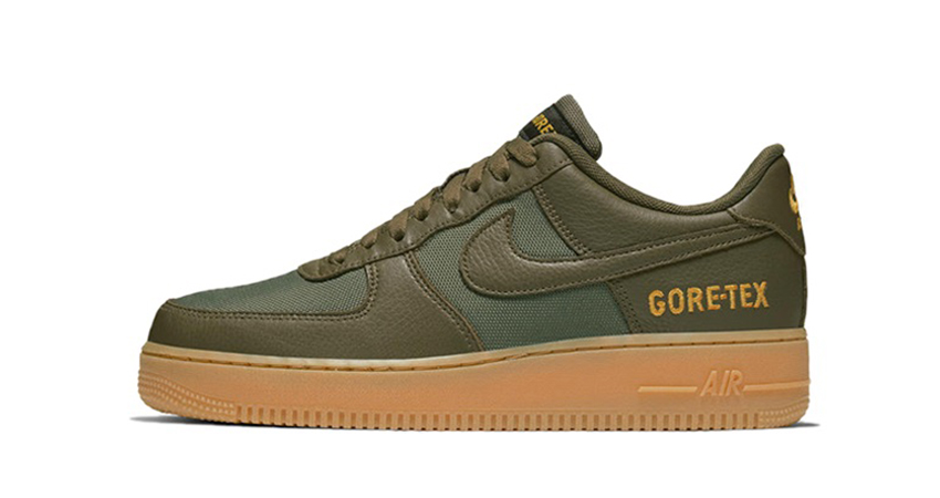 Keep Your Eyes On The Upcoming 4 Gore-Tex Nike Air Force 1 Low