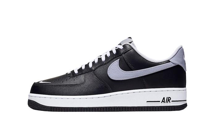 Nike Air Force 1 07 LV8 Black Grey CJ8731 001