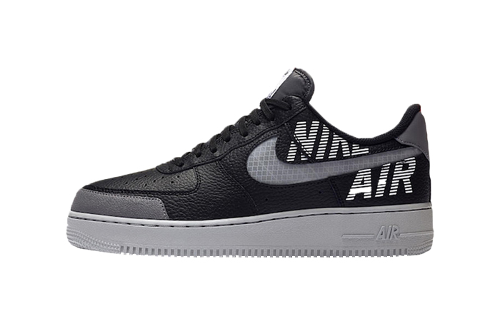 Nike Air Force 1 Low Under Construction Grey Black BQ4421-002 01