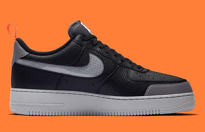 Nike Air Force 1 Low Under Construction Grey Black BQ4421-002 03