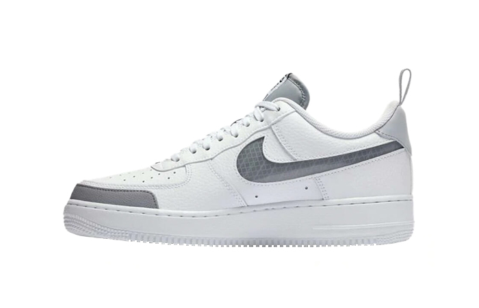 Nike Air Force 1 Low Under Construction Grey White BQ4421-100 01