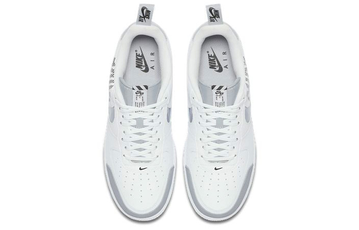 Nike Air Force 1 Low Under Construction Grey White BQ4421 100