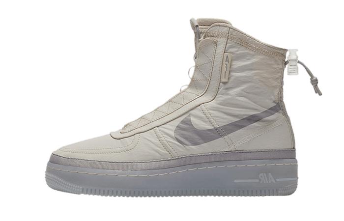 Nike Air Force 1 Shell Soft Pink BQ6096 002