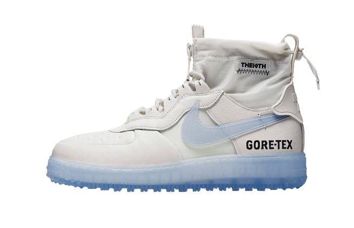 Nike Air Force 1 WTR Gore-Tex Pure White CQ7211-002 01