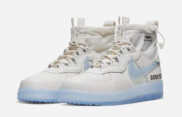 Nike Air Force 1 WTR Gore Tex CQ7211 002 CQ7211 001 Release