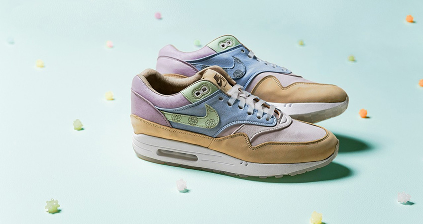 Nike Air Max 1 Custom Drop Inspired From Japanese Sweets 01
