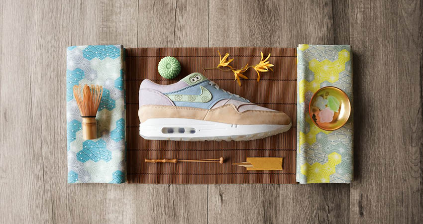 Nike Air Max 1 Custom Drop Inspired From Japanese Sweets 02