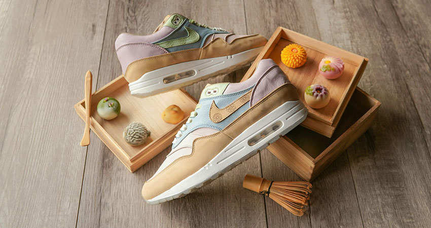 Nike Air Max 1 Custom Drop Inspired From Japanese Sweets 03