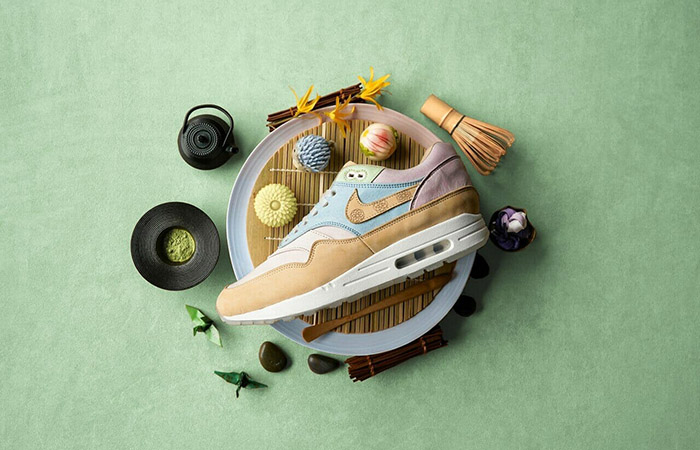 Nike Air Max 1 Custom Drop Inspired From Japanese Sweets ft