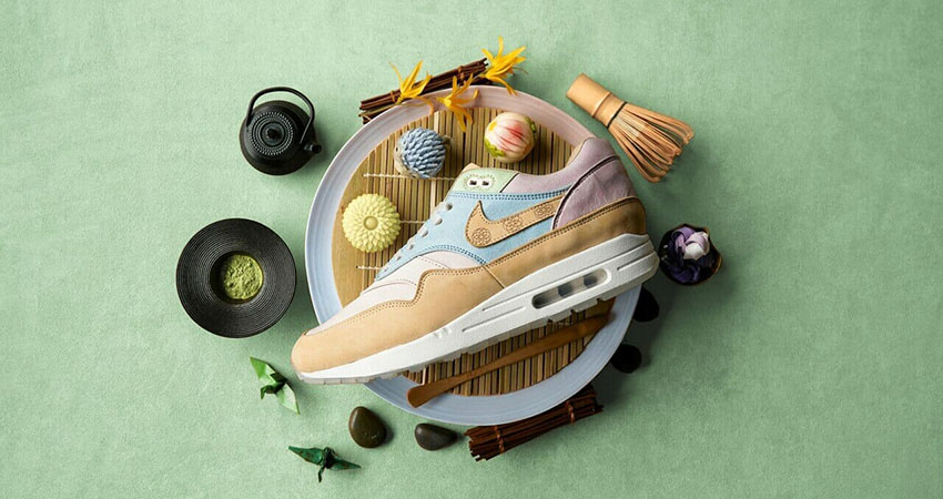Nike Air Max 1 Custom Drop Inspired From Japanese Sweets