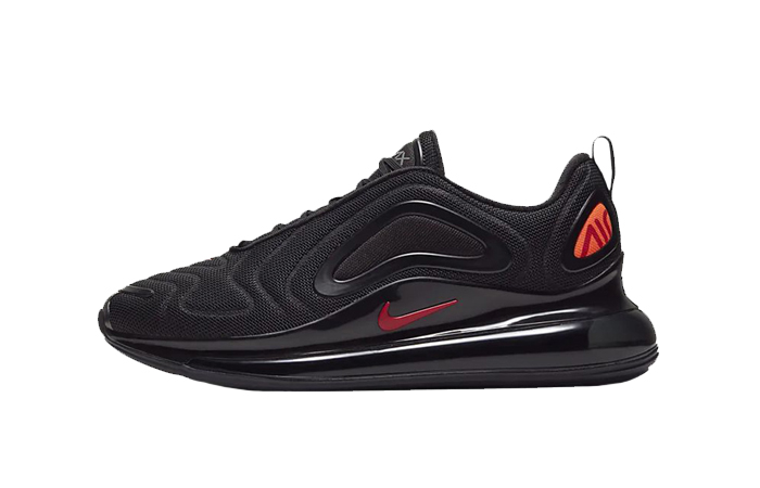Nike Air Max 720 By You Black CT2204-002 01