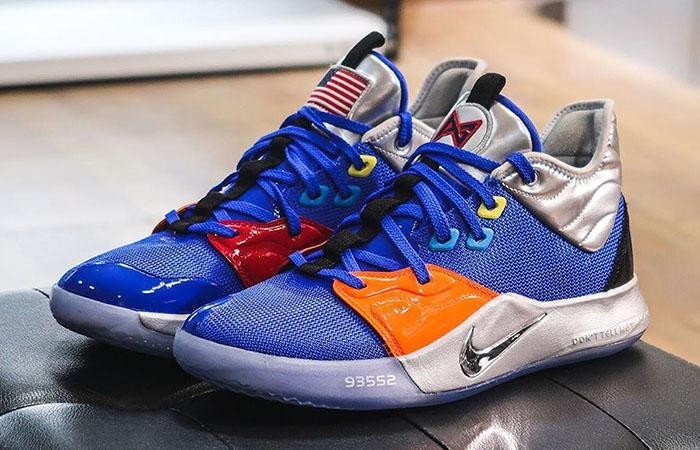 Nike Basketball PG3 Blue Orange CI2666-400 02
