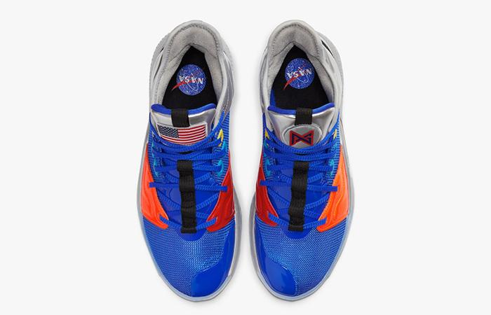 Nike Basketball PG3 Blue Orange CI2666-400 05