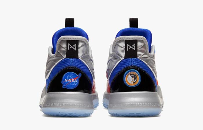 Nike Basketball PG3 Blue Orange CI2666-400 06