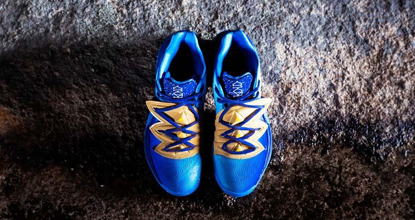 Nike Basketball PG3 Blue Orange Releasing Next Week 01