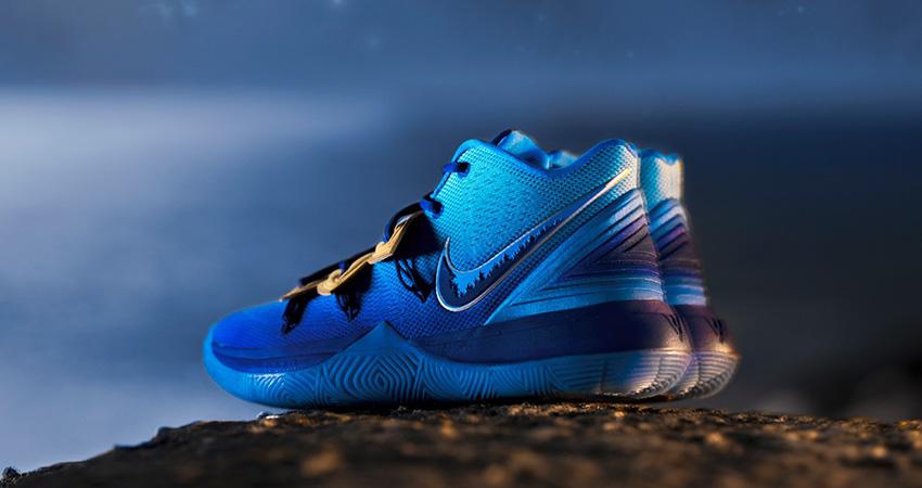 Nike Basketball PG3 Blue Orange Releasing Next Week 02