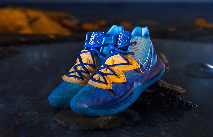 Nike Basketball PG3 Blue Orange Releasing Next Week ft