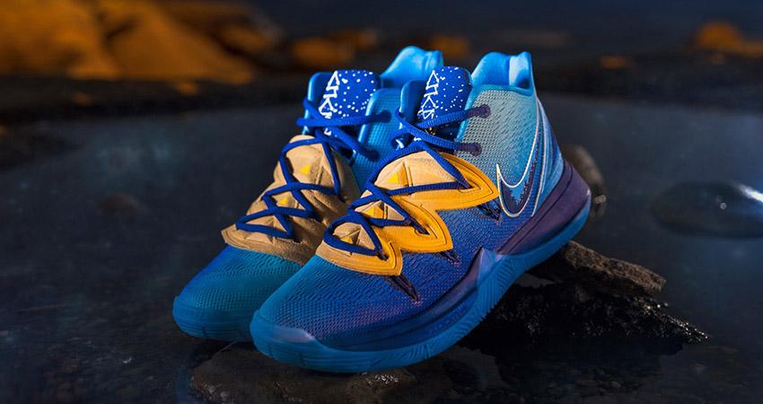 Nike Basketball PG3 Blue Orange Releasing Next Week