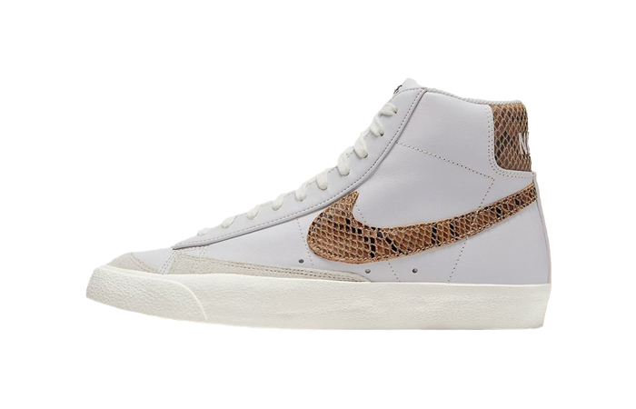 Nike Blazer Mid 77 Snakeskin White CI1176-002 01