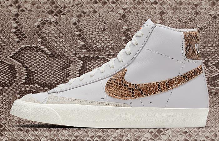Nike Blazer Mid 77 Snakeskin White CI1176-002 03