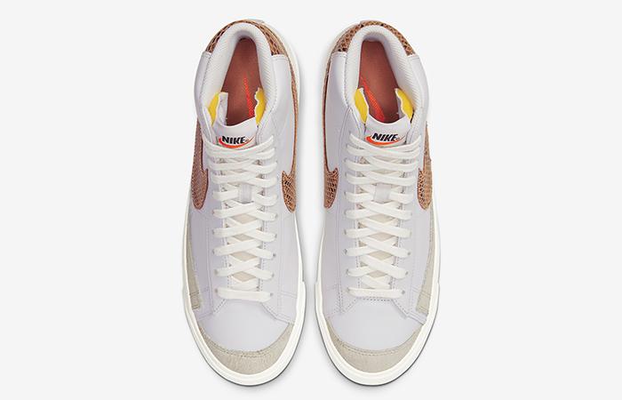 Nike Blazer Mid 77 Snakeskin White CI1176-002 05