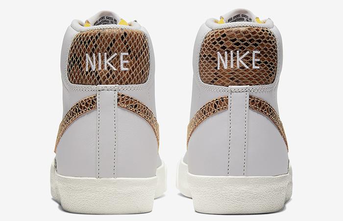 Nike Blazer Mid 77 Snakeskin White CI1176-002 06