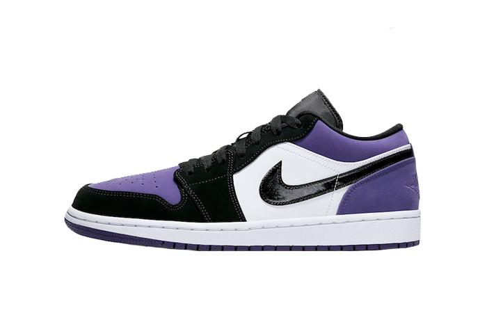 Nike Jordan 1 Low Blueberry 553558-125 01