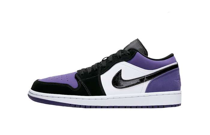 Nike Jordan 1 Low Blueberry 553558-125 01