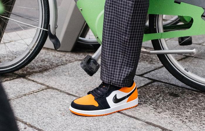 Nike Jordan 1 Low Shattered Backboard 553558-128 on foot 03
