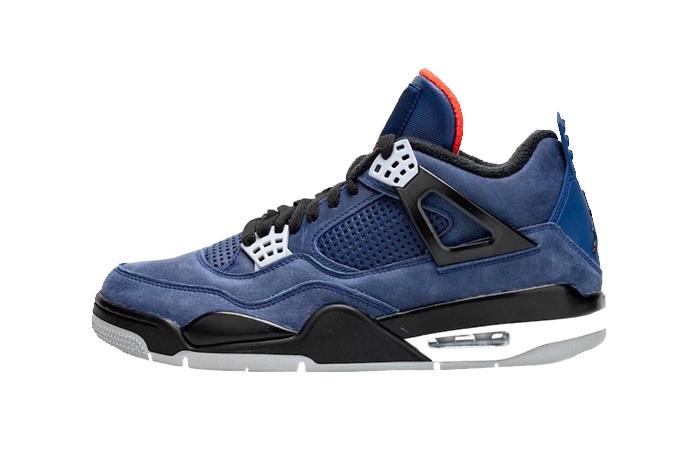 Nike Jordan 4 WNTR Navy Blue CQ9597-401 01