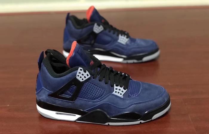Nike Jordan 4 WNTR Navy Blue CQ9597-401 02
