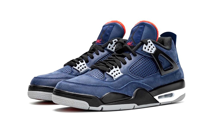 Nike Jordan 4 WNTR Navy Blue CQ9597-401 05