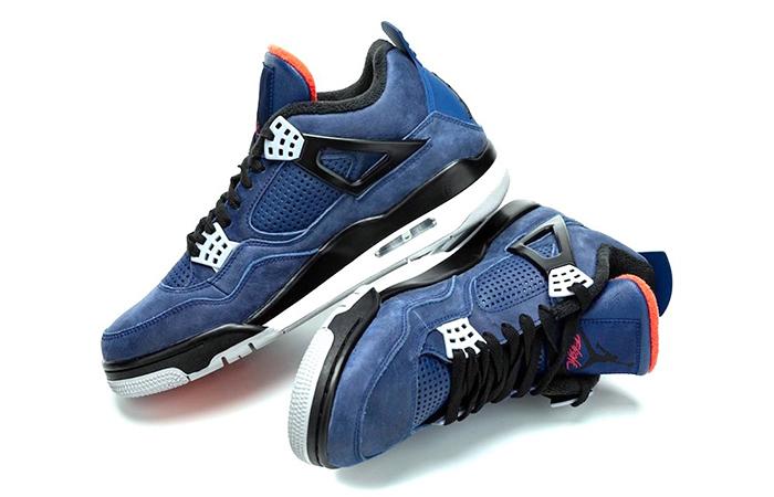 Nike Jordan 4 WNTR Navy Blue CQ9597-401 06