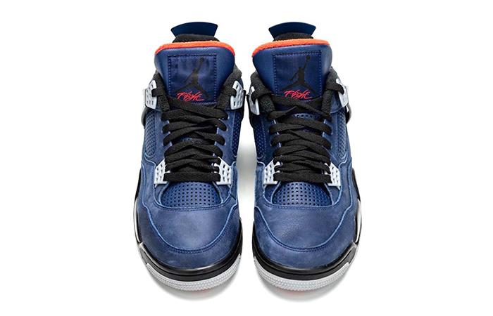 Nike Jordan 4 WNTR Navy Blue CQ9597-401 07